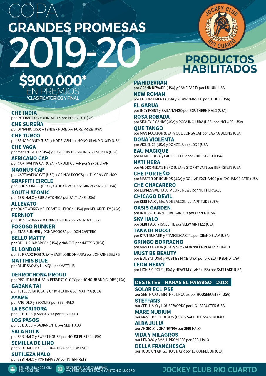HIP RIO CUARTO COP G PROMESAS