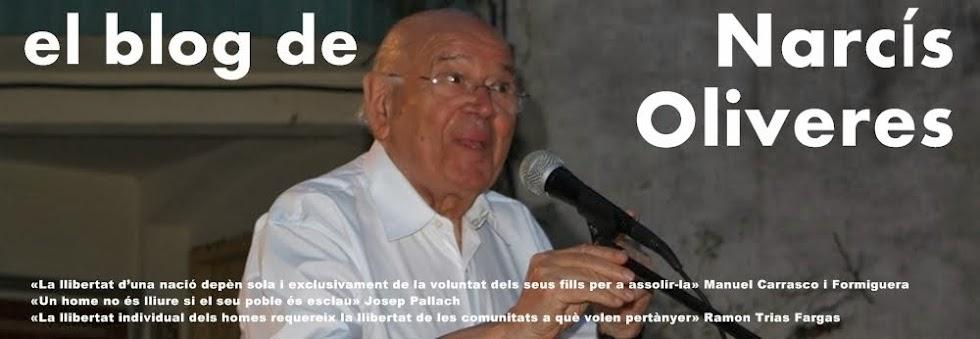 El blog de Narcís Oliveres