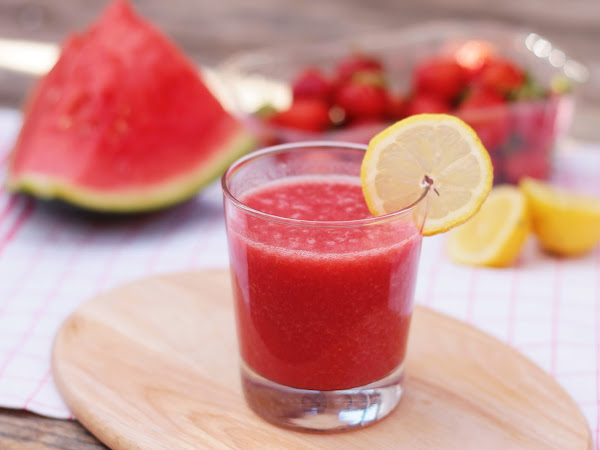 easy summer smoothies