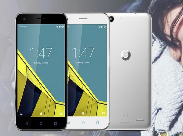 Vodafone Smart 6 tasarımı