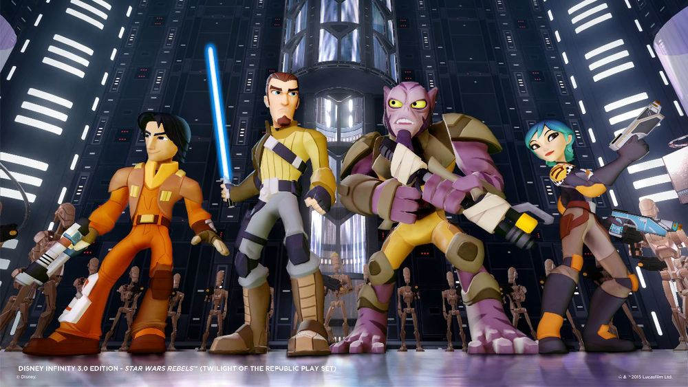 Star Wars The Clone Wars Characters