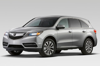 2014 Acura MDX Review and Specs