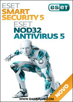 Download ESET Smart Security & ESET NOD32 Antivirus 5 Final PT-BR + Crack