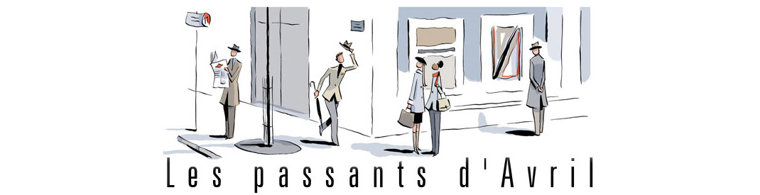 François Avril - Les passants d'Avril - Blog Archives