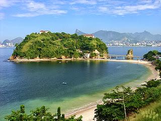 Tour Rio de Janeiro Ilha da Boa Viagem