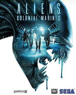 Aliens Colonial Marines cover