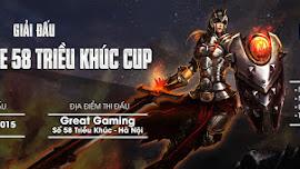 Giải đấu Liên minh huyền thoại Great Game-58 Triều Khúc Cup mở đăng kí