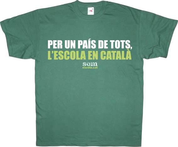 catalonia catalan independence freedom useless spanish politics spain is different t-shirt ephemeral-t-shirts