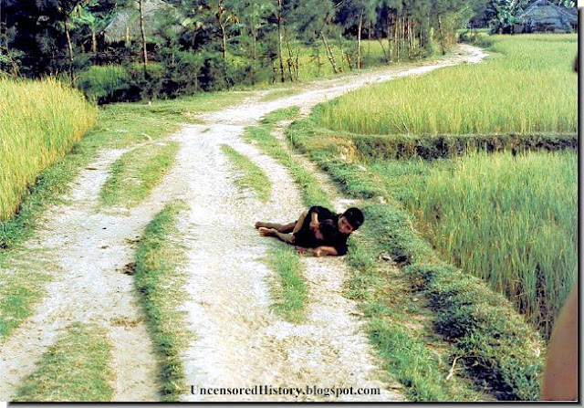 Tran Van Duc survivor  My Lai massacre injured