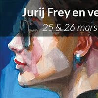 Vernissage in PARIS, 25&26 Mars 2017