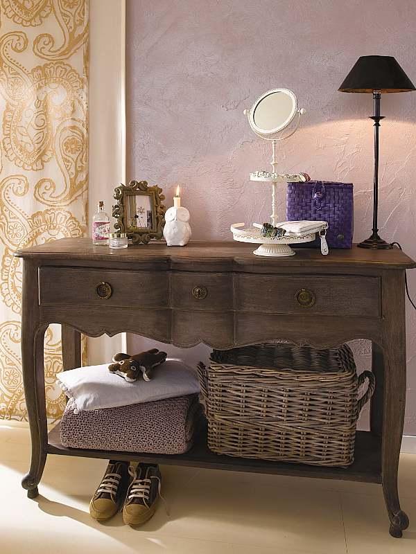 krem gri ve mor ile yatak odas kalzeno dekorasyon. Black Bedroom Furniture Sets. Home Design Ideas