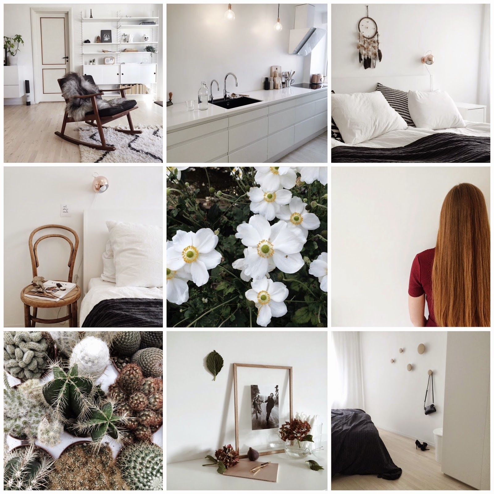 september on instagram, scandinavianlovesong