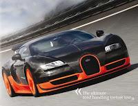 Anvelope pentru Bugatti Veyron