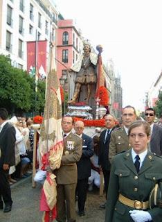 Corpus Christi Sevilla - San Fernando