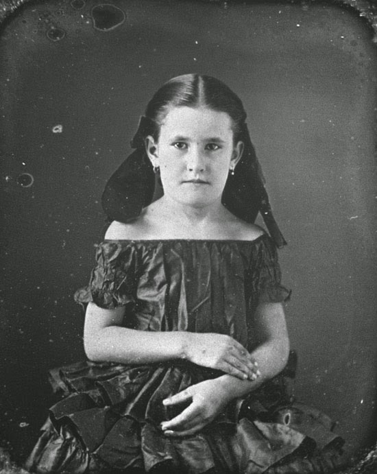 1840s Little Girl, belletisdale.blogspot.com