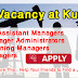 Job vacancy at Kuwait | Latest Job News