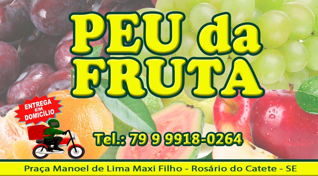 PEU DA FRUTA