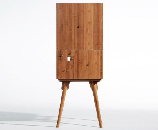 Bamboo Medicine Cabinet6