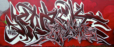 1-Wildstyle Graffiti Letters 2011