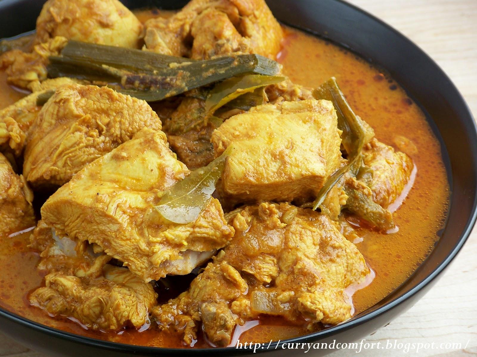 Sri Lankan Chicken Curry (My Version) Spicy
