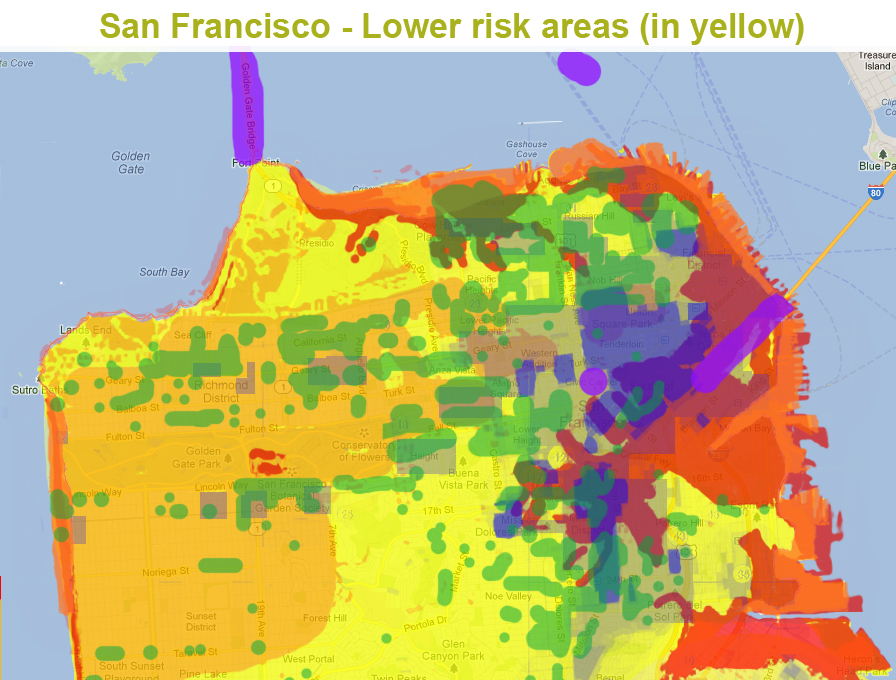 The Big Social Picture Is Your San Francisco Home Safe from Disaster