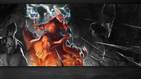 disruptor dota 2 stormcrafter hero hd wallpaper