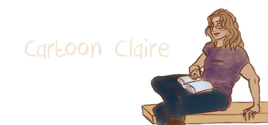 Cartoon Claire