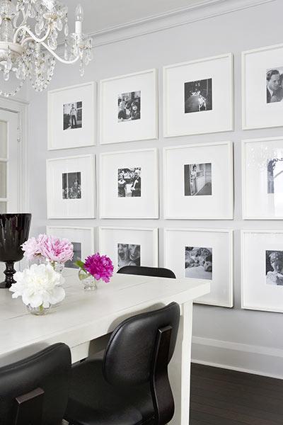 El blog de vilva decoraci n paredes for Decoracion con fotografias