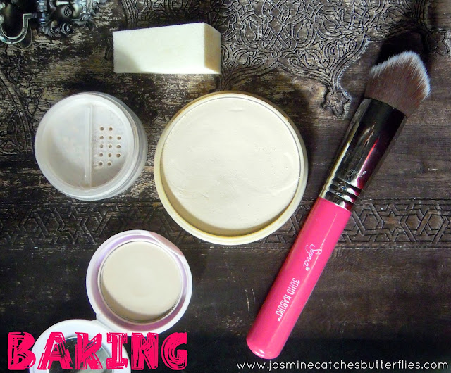 Baking - The It Makeup Trick