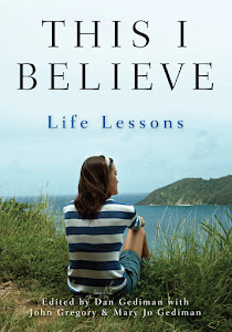 "Troy's Essay in New ""This I Believe"" Compilation"