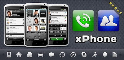 Features of XPhone