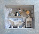 Bañito Plata con Miniaturas