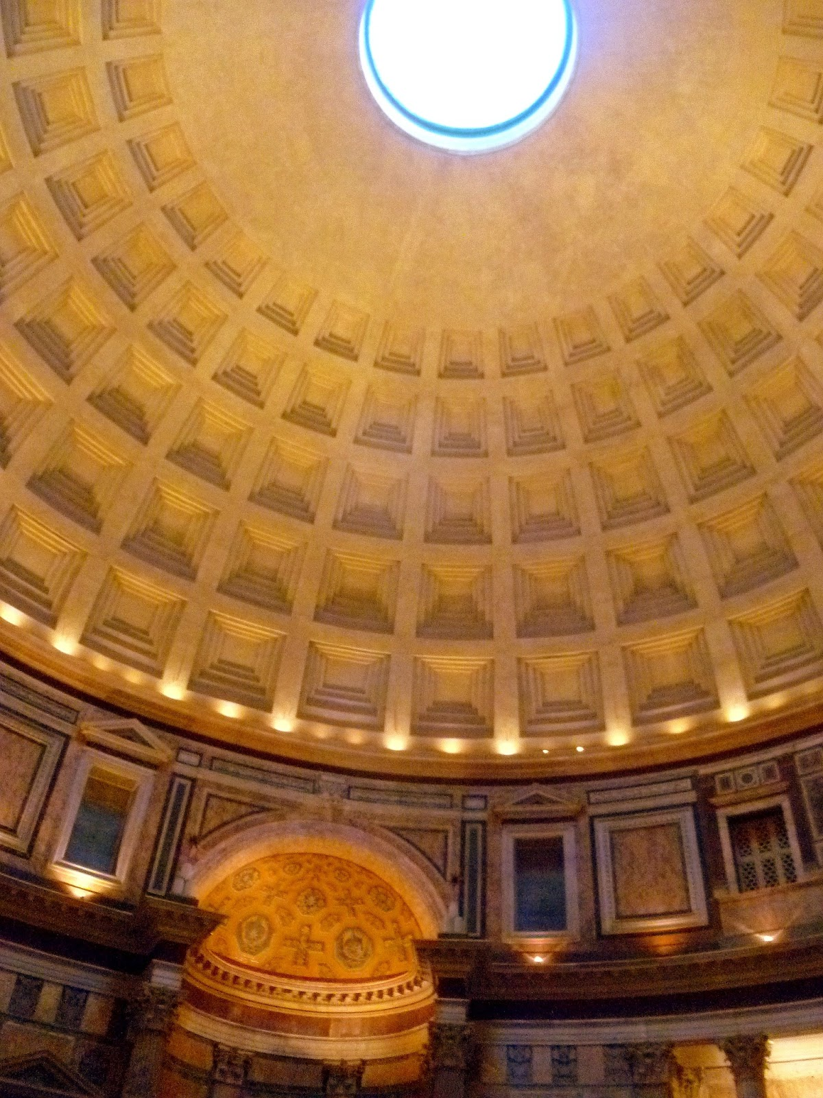 Óculo del Panteón de Agripa