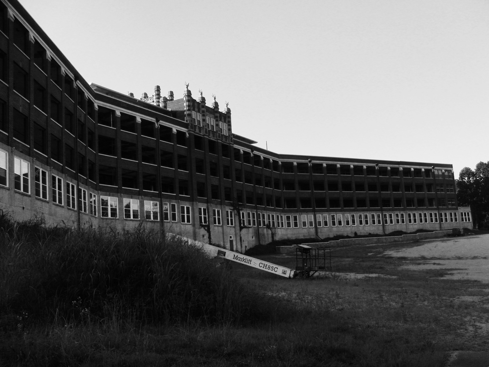 Michael Phillip Cash Waverly Hills Sanatorium