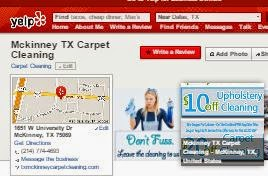 Mckinney Carpet Cleaning on Yelp