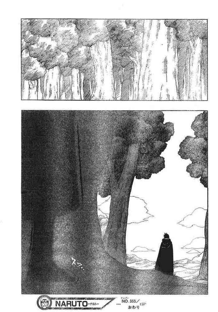 Naruto - Chapter 355 - Pic 17