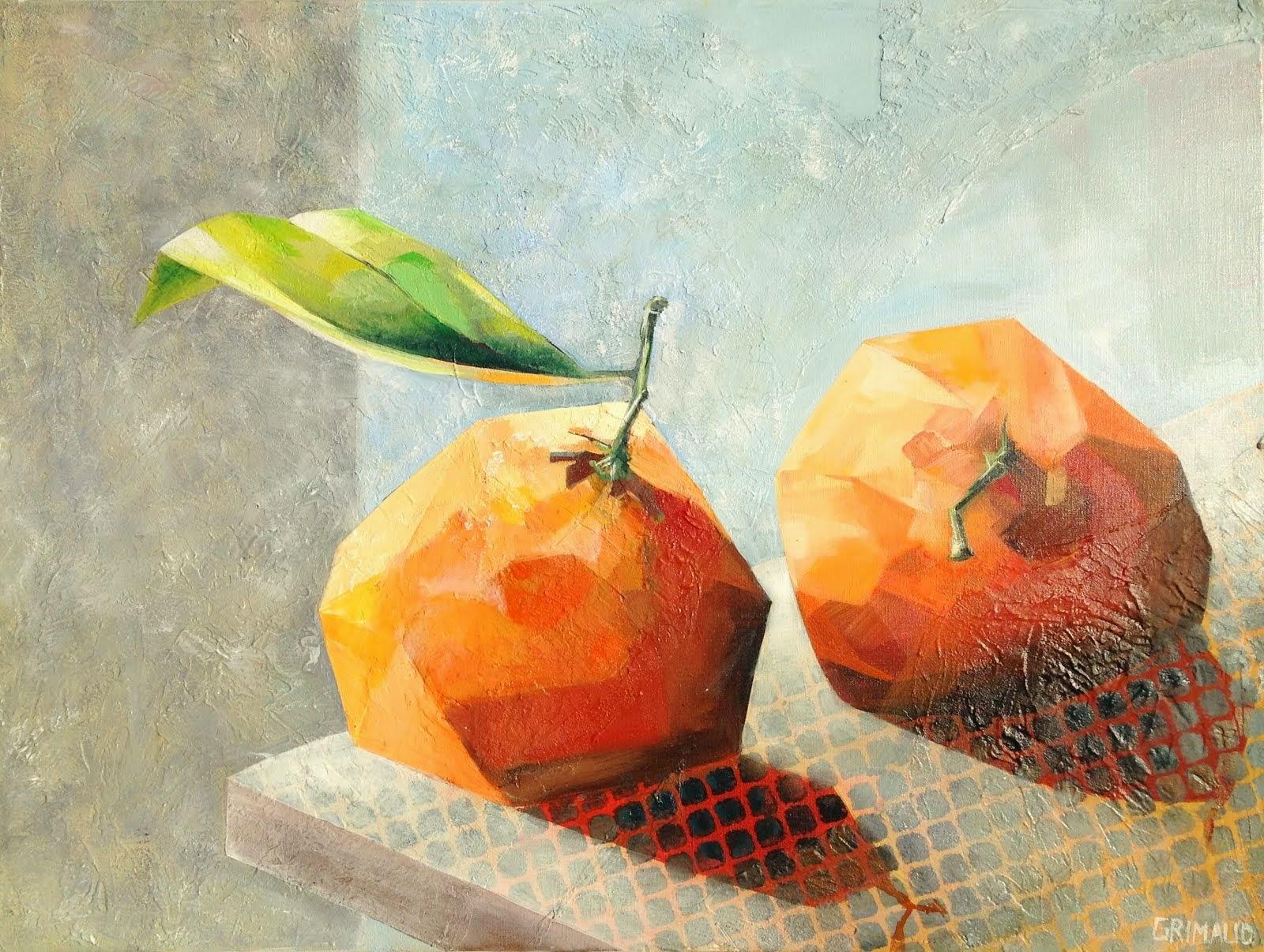 Oranges (70x50)
