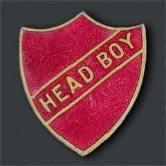 Tal Handaq - Head Boy Badge