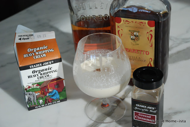 recipe for a brandy alexander cocktail