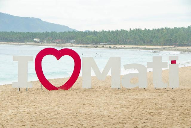Dahican Beach Mati