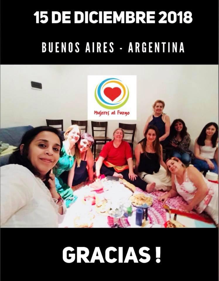 Circulo Buenos Aires - Argentina 2017