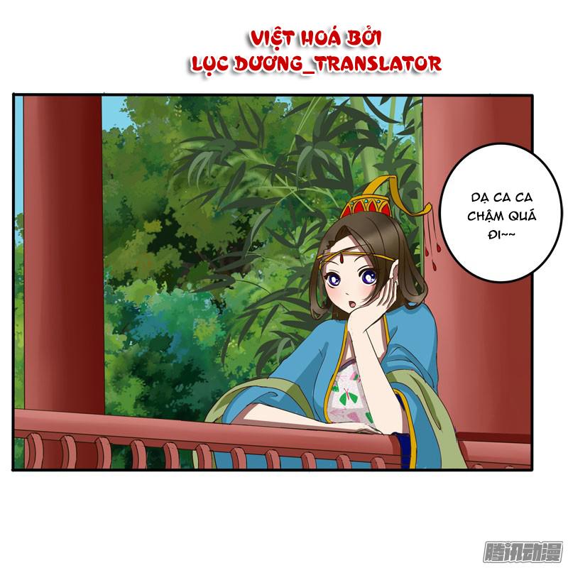 Thông Linh Phi Chap 53.5