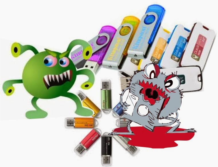 Virus autorun.inf