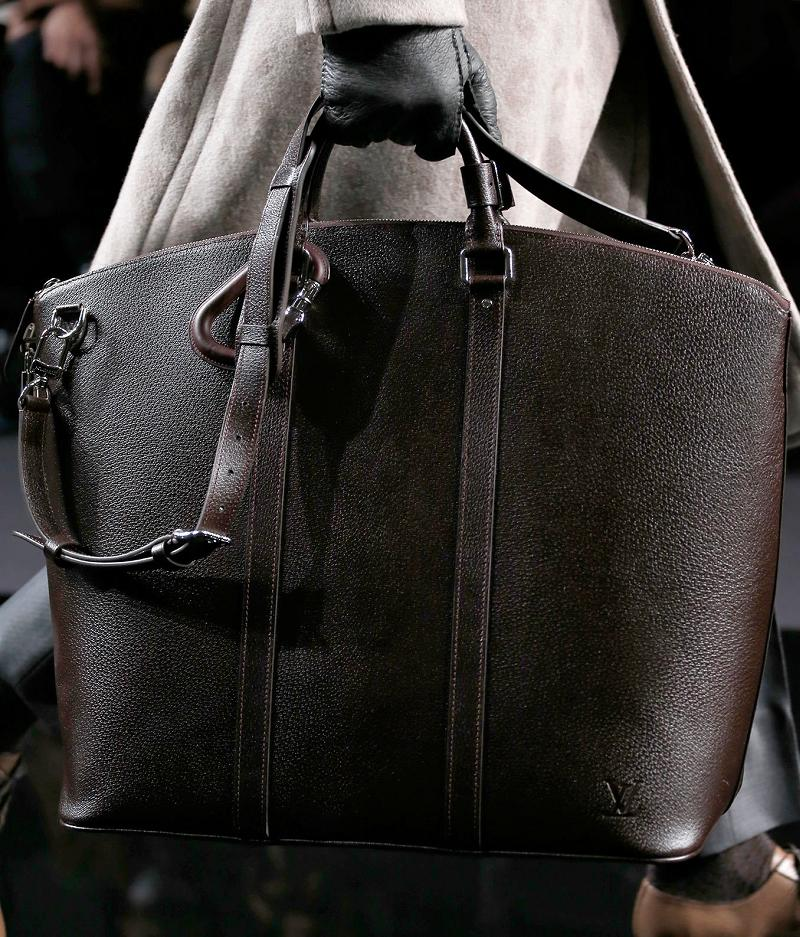 fashion amp lifestyle louis vuitton bags fall 2013 menswear