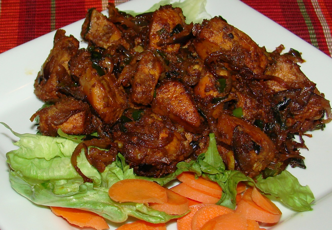 SOUTH INDIAN FOOD VERITIES & PREPARATION: Chicken Roast