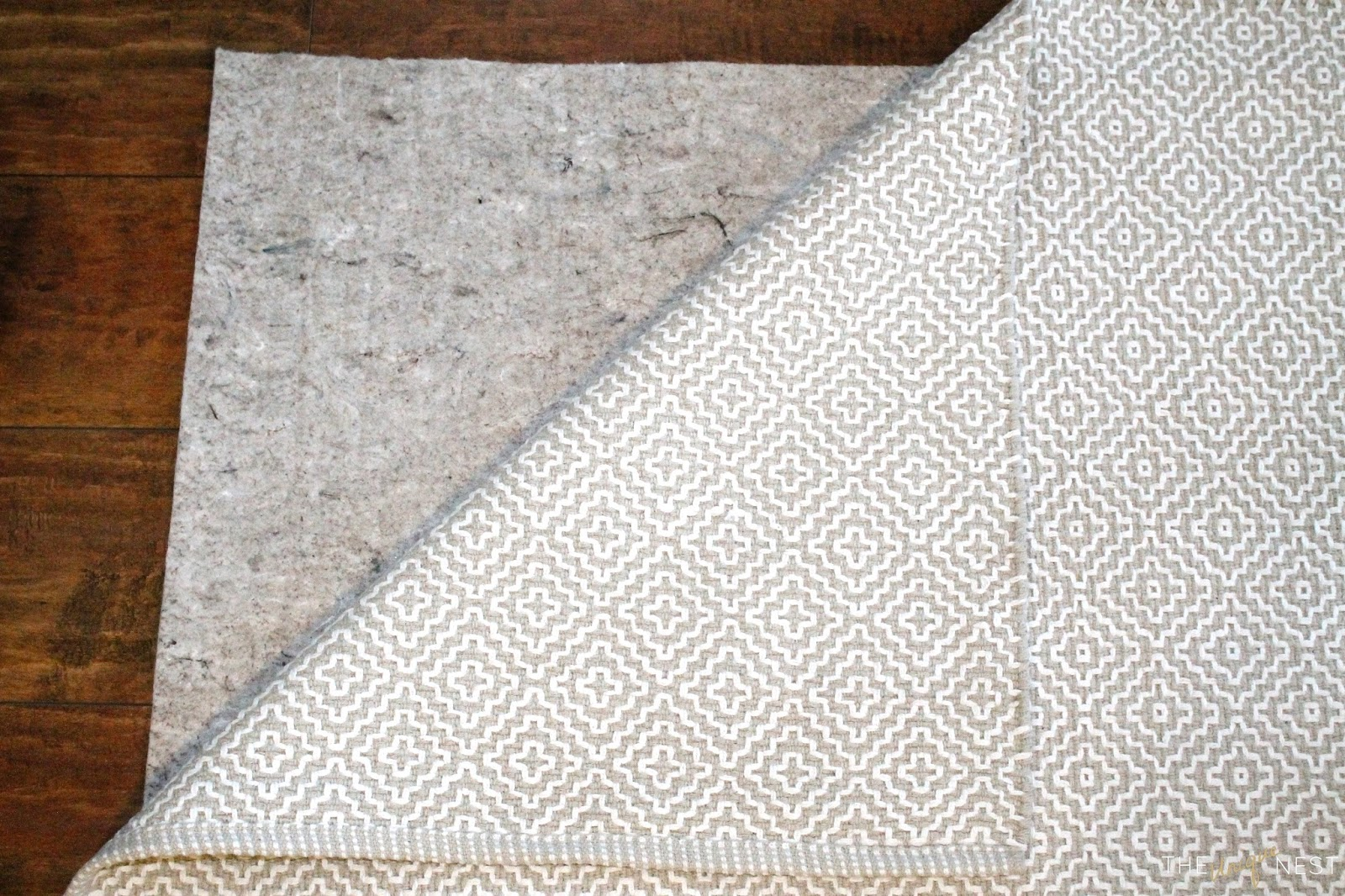 Flat Woven Cotton Rug Rugs Ideas