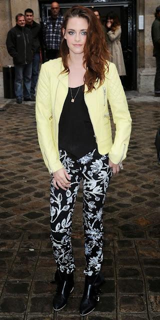Kristen Stewart Street Fashion Style
