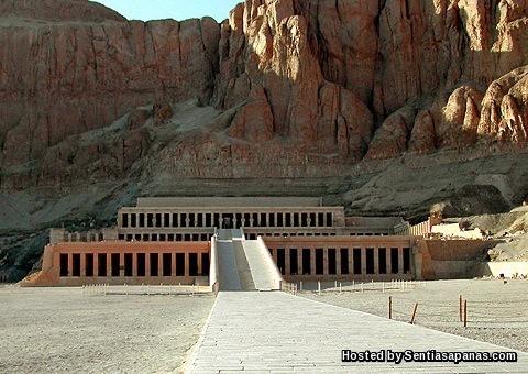 Makam Ratu Hatshepsut