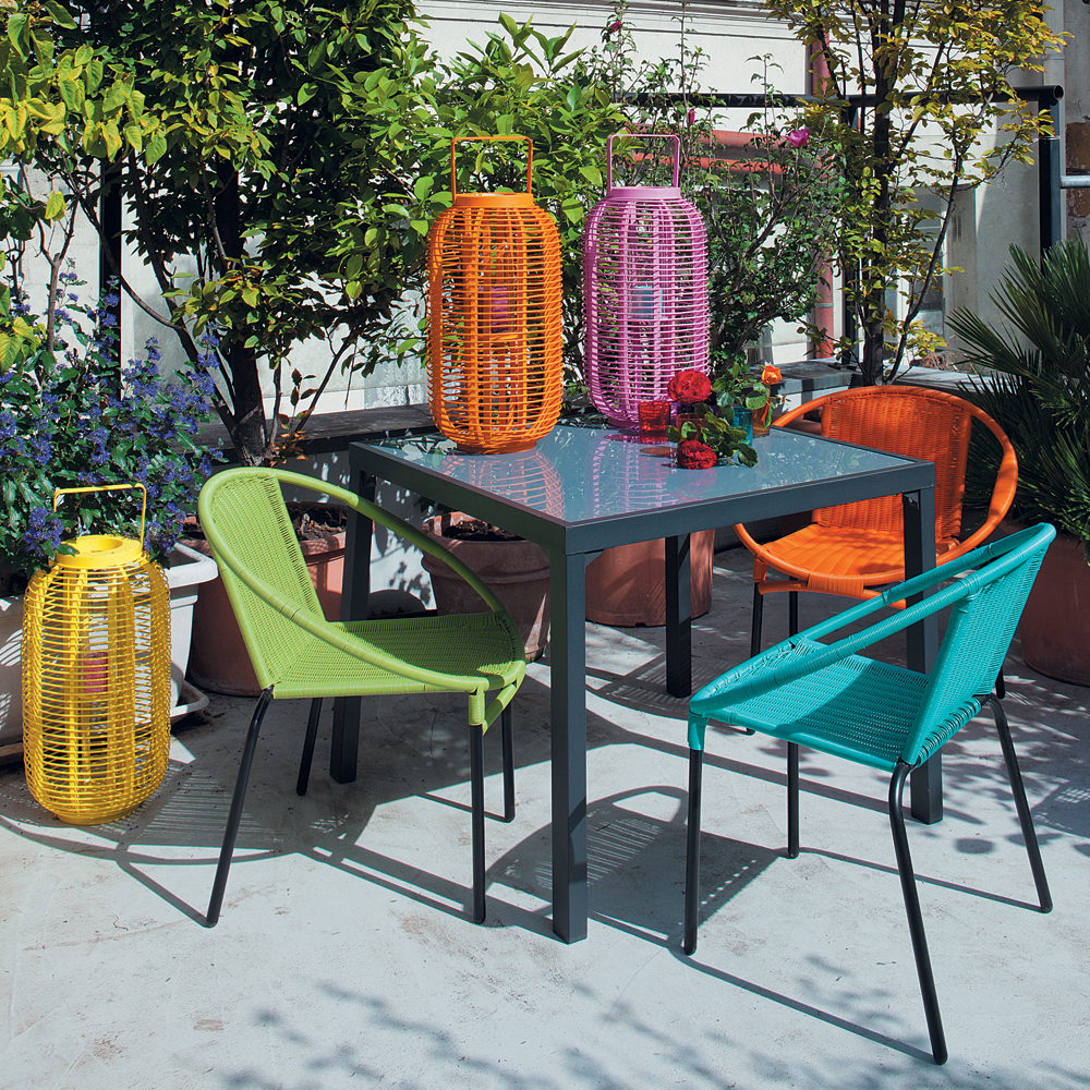 Ecminteriorismo outdoor furniture color n colorado - Maison du monde italia ...