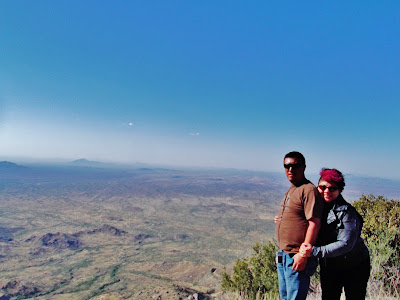 Biker-Chick-Kitt-Peak-Arizona